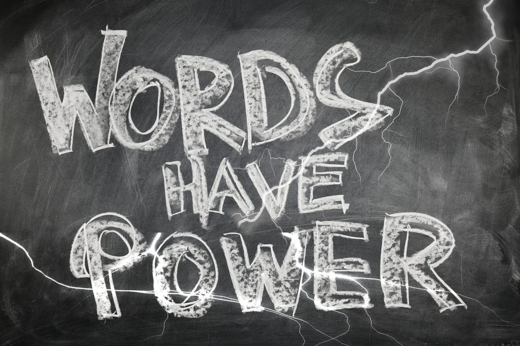 use power words in your writing