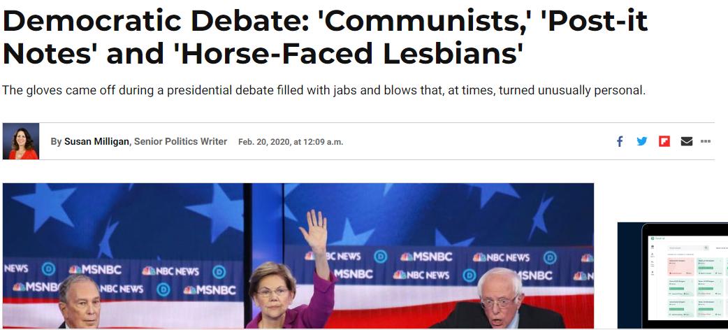 debate post